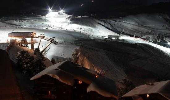 Belambra Clubs - L'Aiguille Rouge: night ski
