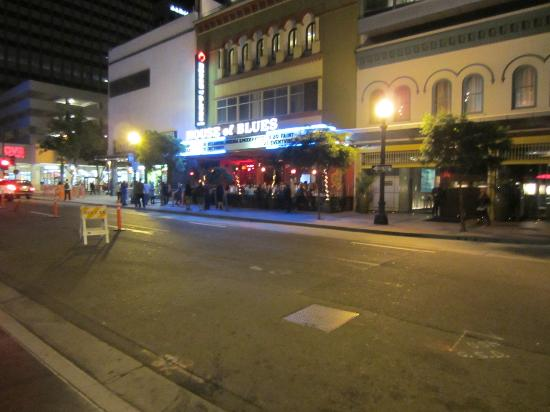 House of Blues San Diego : Outside