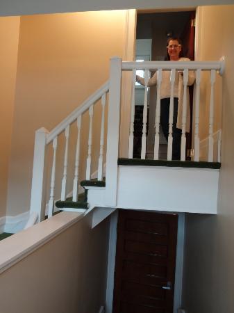 Omni Mount Washington Resort: Entrance to Tower Suite