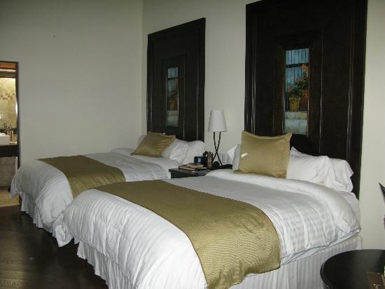 هوتل كامينو ريال أنتيجوا: Bedrooms 