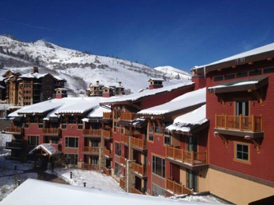 Sunrise Lodge, a Hilton Grand Vacations Club: Our resort is located next to the Sunrise Lift at the exciting Canyons Resort.