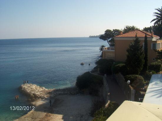 Hotel Royal-Riviera: view