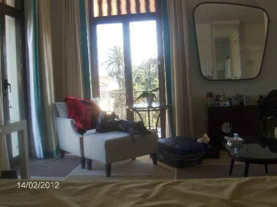 Hotel Royal-Riviera: suite
