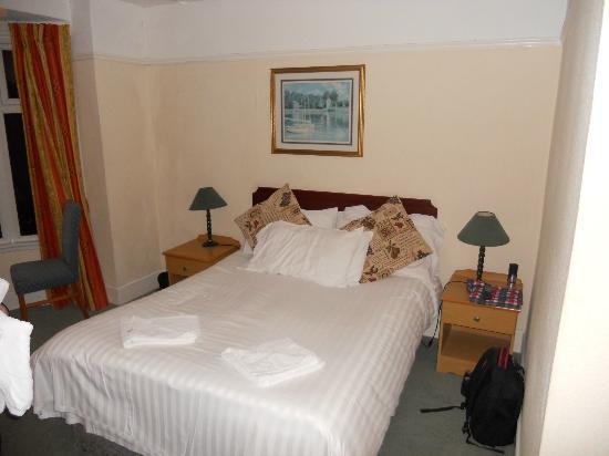 Marina Hotel : comfy beds