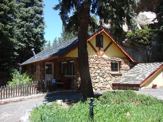 Alpen Way Chalet Mountain Lodge: Bountiful Cabin