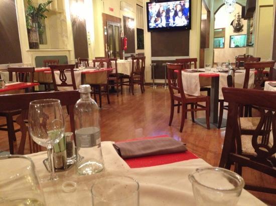 La Carbonaia: wonder why it's empty?
