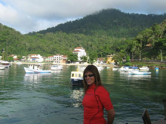 Pousada Jamanta: frente a la posada