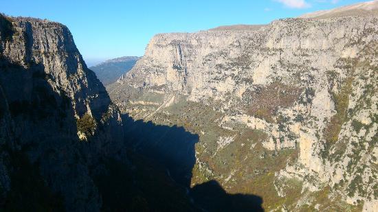Epirus, กรีซ: Vikos Gorge