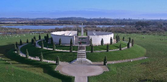 Alrewas, UK: The Armed Forces Memorial