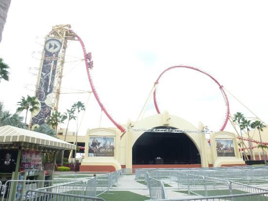 Lake Buena Vista Resort Village & Spa: Coaster at Universal Studios