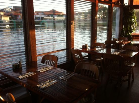 Captain Jack's: nice water view of marketplace