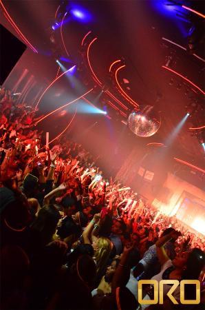 ORO Nightclub: Are you feeling the ORO rush?