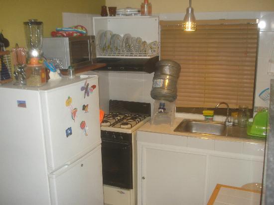 Cli ' s Place: cocina