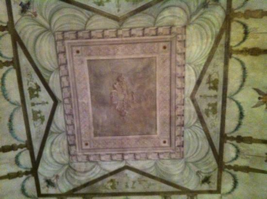 Palazzo Galletti Abbiosi : the ceiling