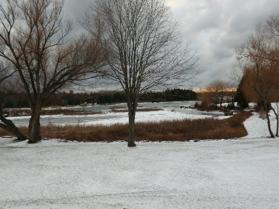 Gibson's West Harbor Resort: West Harbor Winter