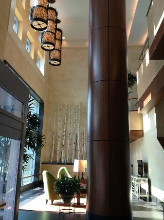 Embassy Suites by Hilton Houston Downtown: Lobby