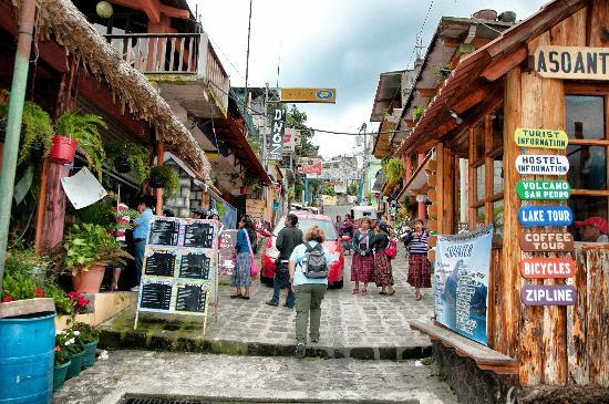 Best Restaurants In San Pedro Guatemala
