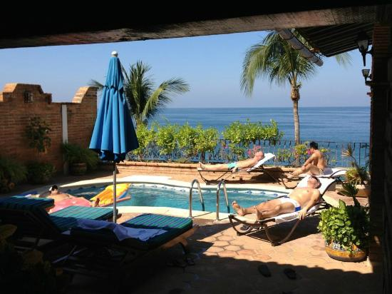 Vallarta Shores: Private pool = paradise