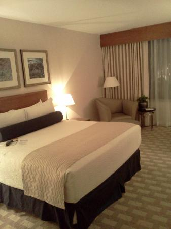Mohegan Sun : Room/bed