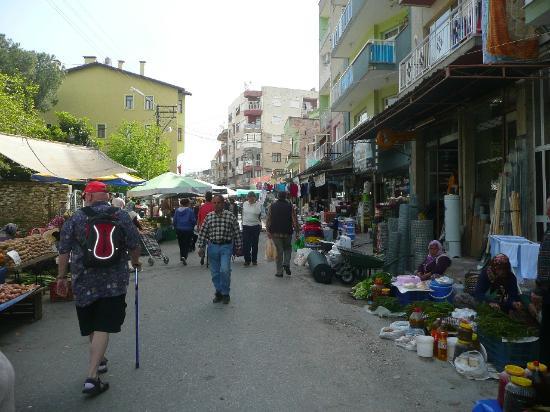 Opus Apart Hotel: market