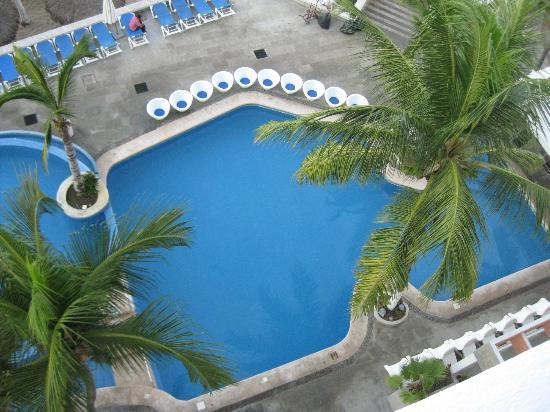 Oceano Palace Beach Hotel: Pool