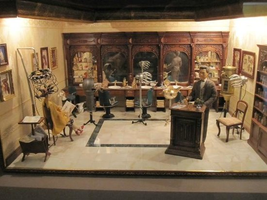 Museum of Miniatures and Microminiatures