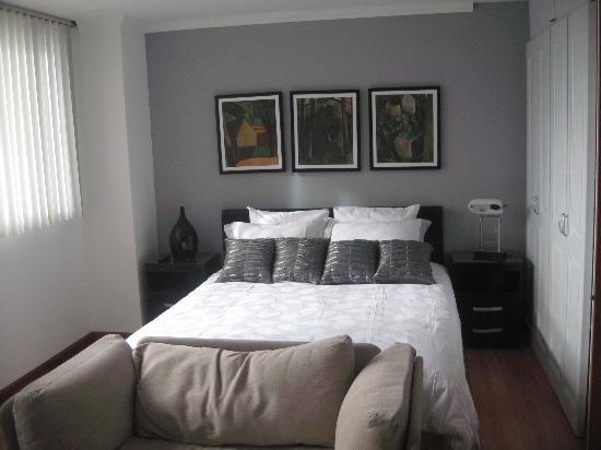 Free Time Apartamentos: Dormitorio