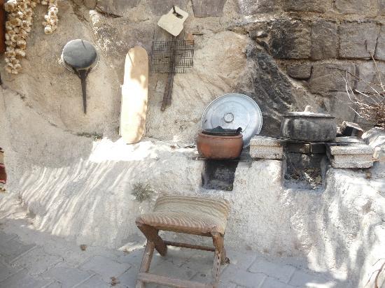 Tandir Cafe Restaurant: le fameux tandir