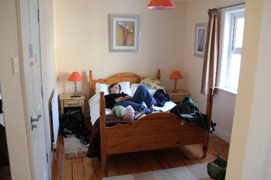 Castle Hostel: Nice room.