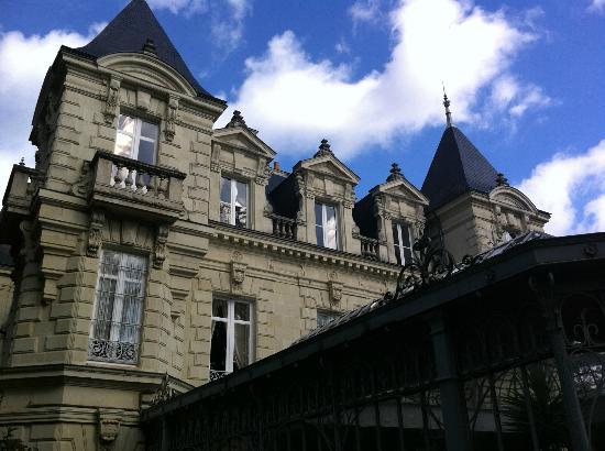 Chateau Bouvet Ladubay: chateau