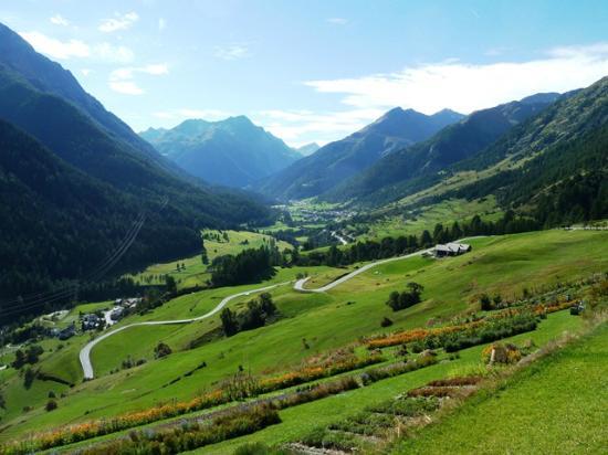 Hotel Piz Buin : Stunning Views