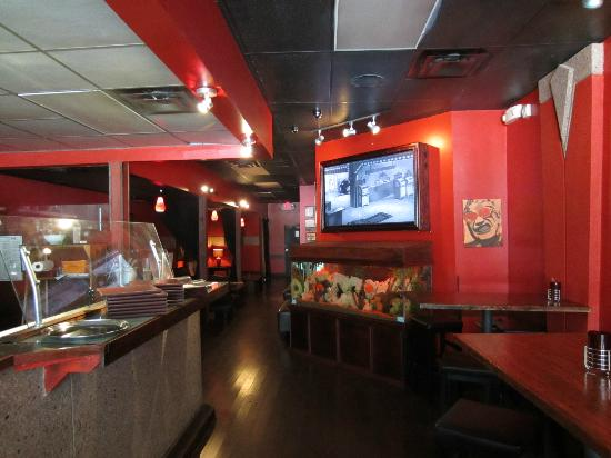 Restaurant interior picture of victory new orleans