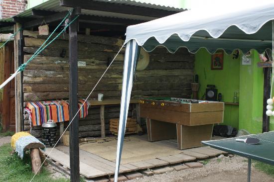 Iguana Hostel: .