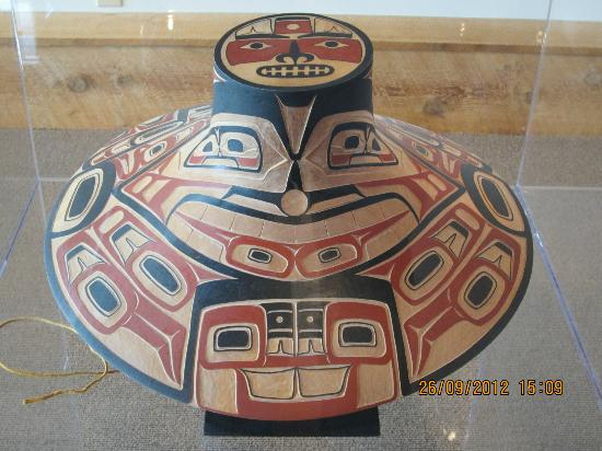 Museum of Northern British Columbia : Painted Hat