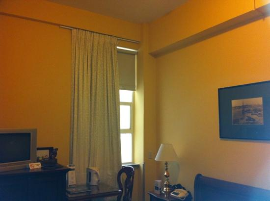 Castlereagh Boutique Hotel: room view