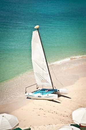 Mango Bay All Inclusive: Hobie Cat