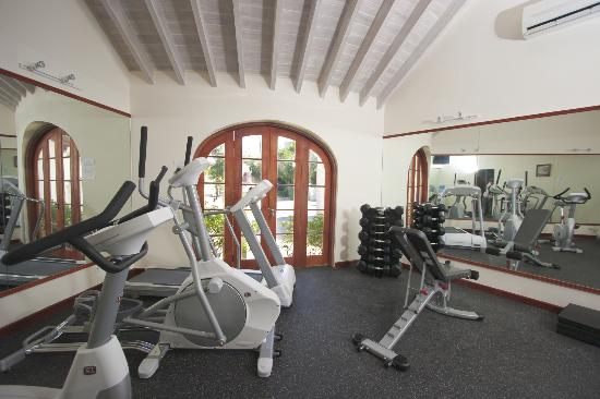 Mango Bay All Inclusive: Gym at Mango Bay