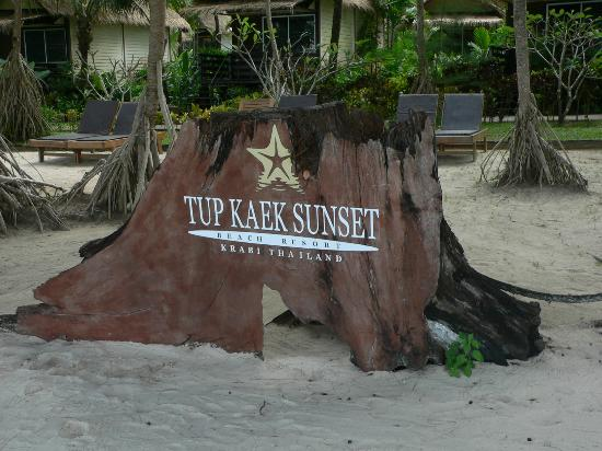 ‪‪Tup Kaek Sunset Beach Resort‬: TupKaek‬