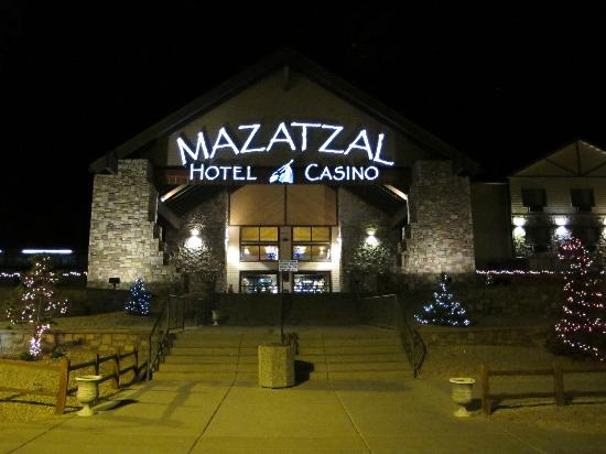 Mazatzal Hotel Entrance