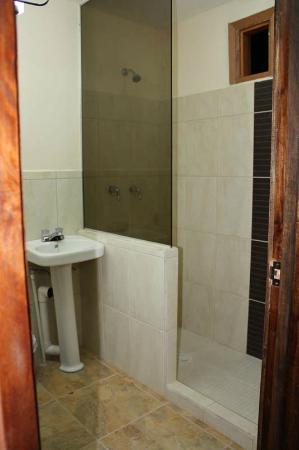 Hotel Villa du Capitaine Bed and Breakfast : Private bathroom