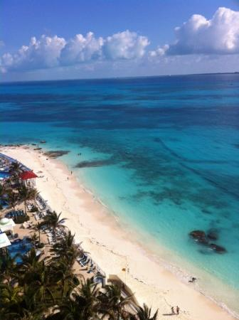 Hotel Riu Cancun: room with a view