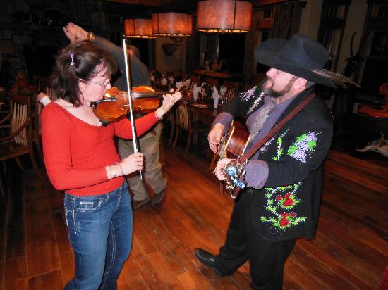 Kessler Canyon, Autograph Collection: A night of impromptu music, dancing and fun, only the ache of to much laughter continued.