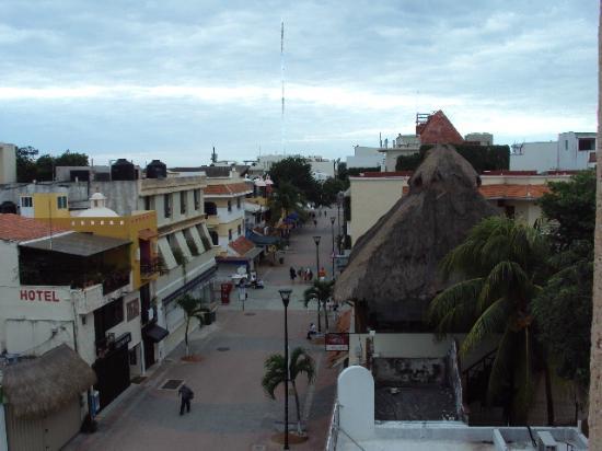 Hotel Lunata: Vista desde la terraza del cuarto