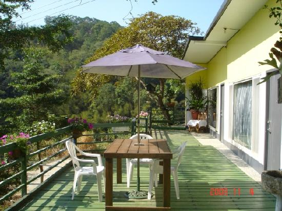Monei Garden Minsu: Monei Garden B&B