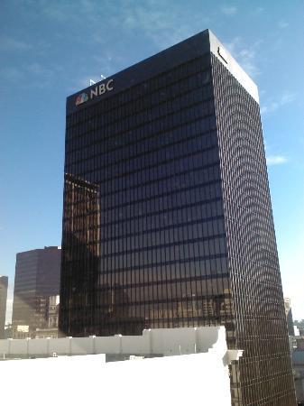 The Westin San Diego Gaslamp Quarter: el edificio de la nbc está casi frente al hotel
