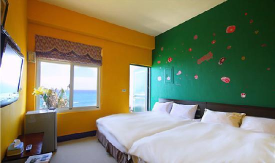 Blue Ocean Bed and Breakfast: Lan Hai Fengqing