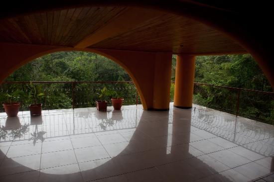Hotel San Bada: Archetecture