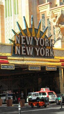 New York - New York Hotel & Casino: New York New York, Las Vegas, Nv.