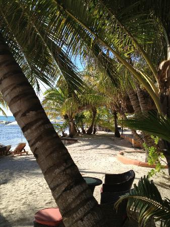 Matachica Resort & Spa: Beachfront