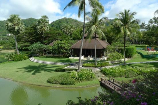 Hilton Phuket Arcadia Resort & Spa: the spa
